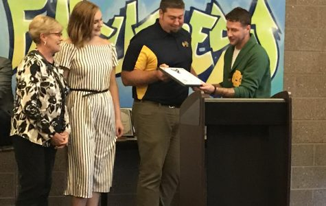 CHS Recognized for Mental Health Advocacy