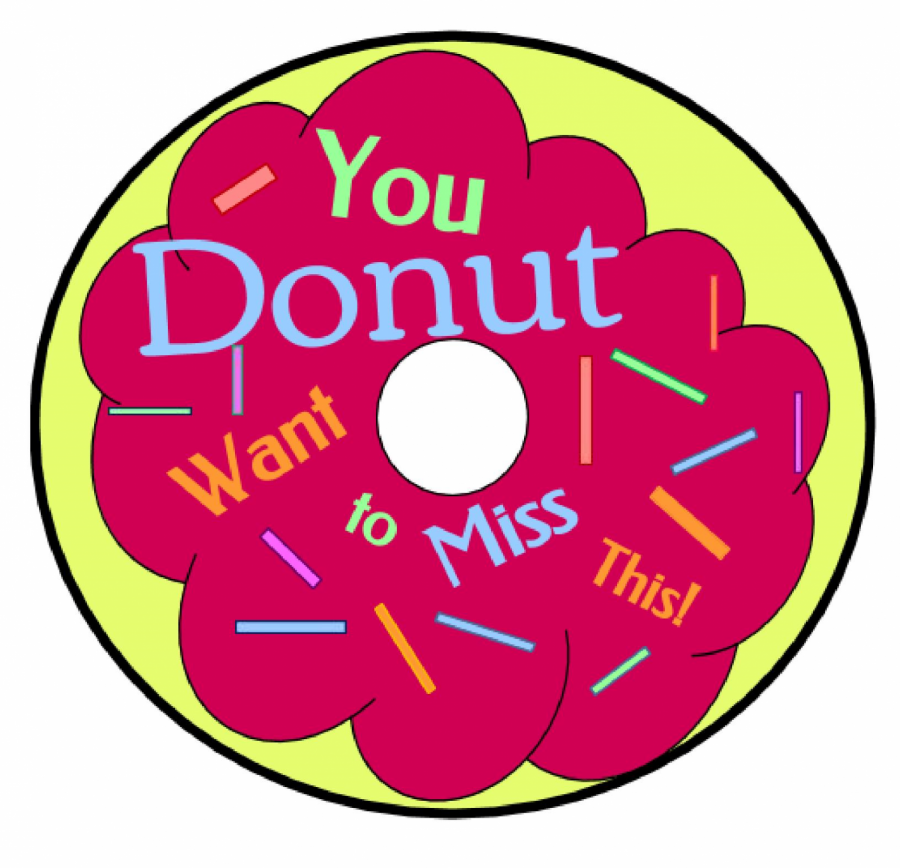 You Donut Want to Miss This!: Ben Mueller