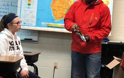 CMS Welcomes Guest Teacher from Tanzania