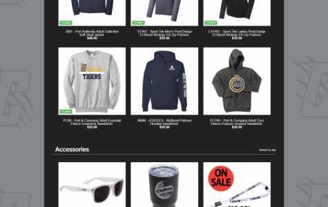 Business Course Selling Tiger Merchandise Through March 31