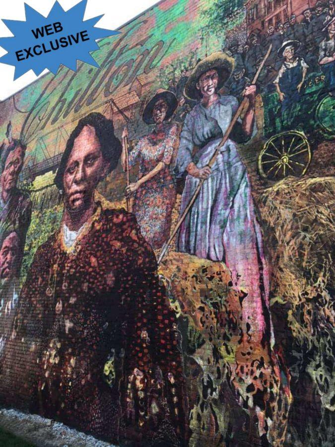 CHS Alumni Return to Paint New Mural