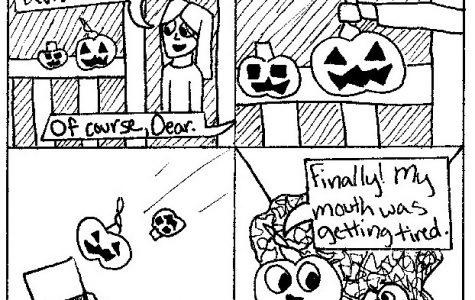 Pumpkins Have Feelings, Too