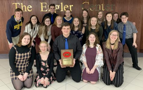 Forensics Team Wins Conference