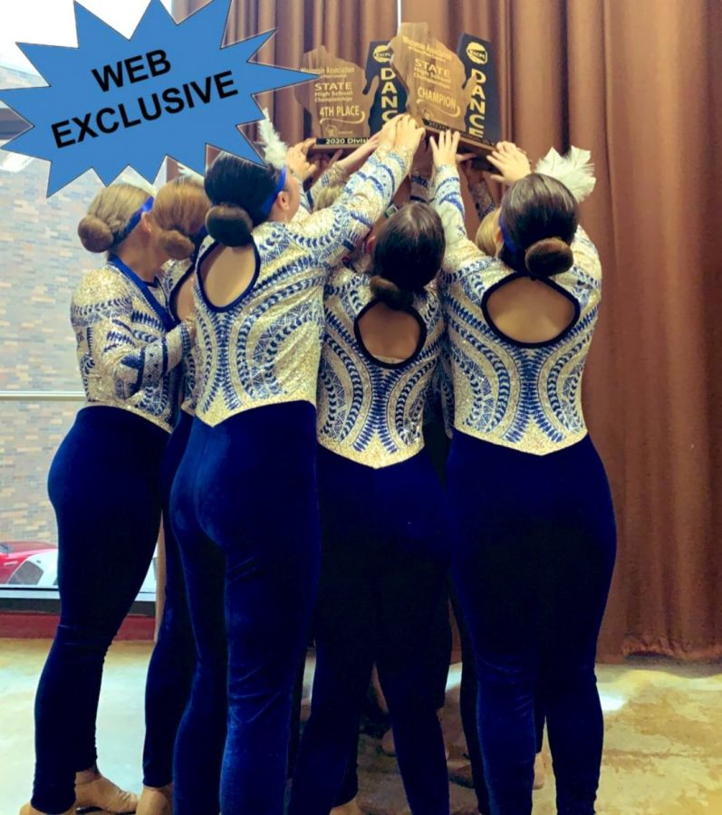 Dance Team Wins State for First Time