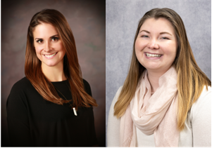 Mrs. Rachel Birschbach and Ms. Hannah Laus will be the Samaritan Counseling Center clinician and case manager, respectively, who will be administering the Wellness Screen Program at CHS.