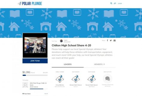 Changes to Polar Plunge Fundraiser Amidst COVID-19
